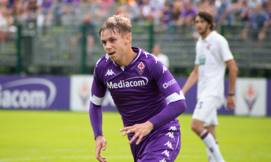 ACF Fiorentina v Virtus Verona, Friendly football match, Moena, Italy - 30 Jul 2021