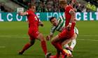 Celtic FC v AZ Alkmaar - UEFA Europa League: Play-Offs Leg One