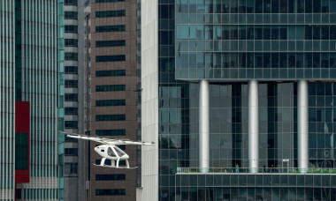Volocopter Unveils The World's First Air-Taxi In Singapore