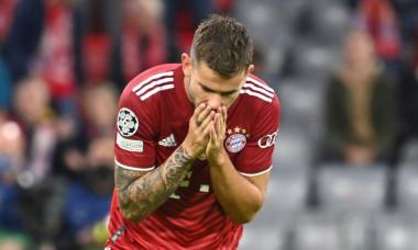 Lucas Hernandez, fundașul lui Bayern / Foto: Profimedia