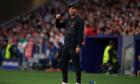 Atletico Madrid v Liverpool FC: Group B - UEFA Champions League, Spain - 19 Oct 2021