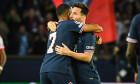 UEFA Champions League football match - Paris Saint-Germain vs RB Leipzig, Paris, France