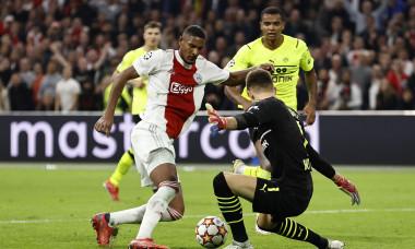 Ajax v Borussia Dortmund, UEFA Champions League, Group C football match, Johan Cruijff Arena, Amsterdam, Netherlands - 19 Oct 2021