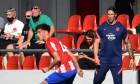 Atletico Madrid v Liverpool FC - UEFA Youth League