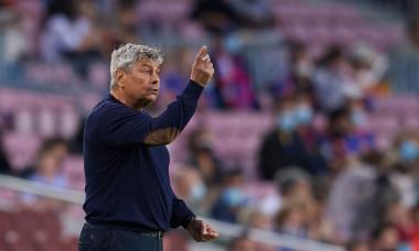 FC Barcelona v Dinamo Kiev: Group E - UEFA Champions League, Spain - 20 Oct 2021