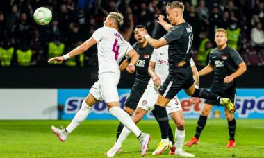 "UEFA Europa Conference League""CFR Cluj - AZ Alkmaar"""