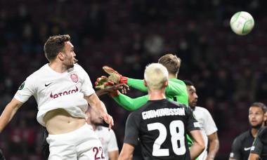 FOTBAL:CFR CLUJ-AZ ALKMAAR, UEFA CONFERENCE LEAGUE (21.10.2021)