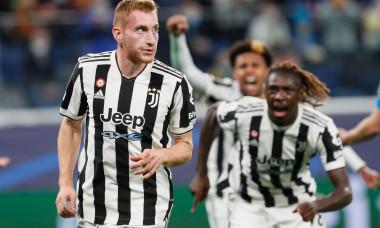 Zenit St. Petersburg v Juventus FC: Group H - UEFA Champions League, Saint Petersburg, Russia - 20 Oct 2021