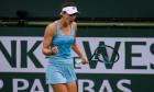 BNP Paribas Open, Tennis, Day 3, Indian Wells Tennis Garden, California, USA - 08 Oct 2021