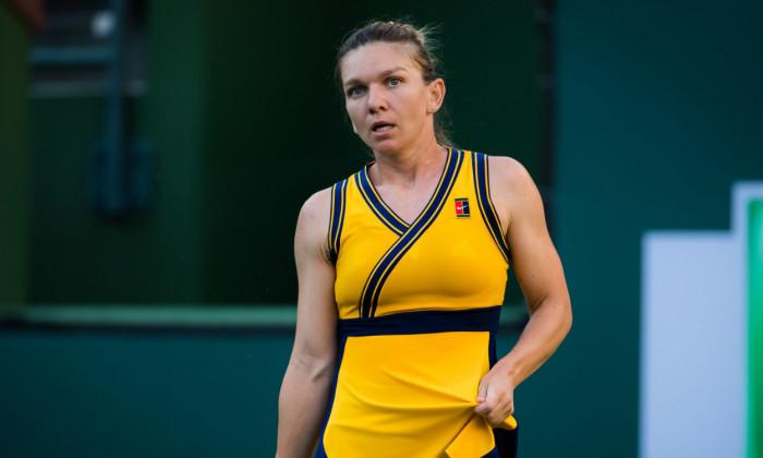 Simona Halep, locul 19 WTA / Foto: Profimedia