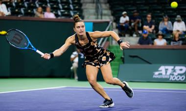 BNP Paribas Open, Tennis, Day 4, Indian Wells Tennis Garden, California, USA - 09 Oct 2021