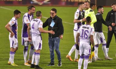 FOTBAL:FC ARGES-UTA ARAD, PLAY OUT LIGA 1 CASA PARIURILOR (27.04.2021)