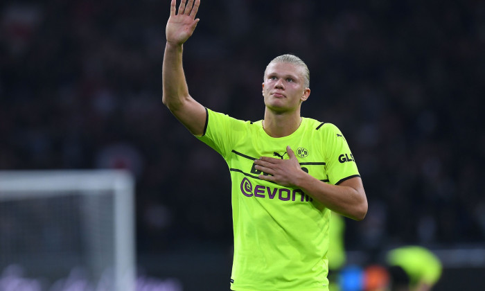 Ajax v Borussia Dortmund, UEFA Champions League, Football, Johan Cruijff ArenA in Amsterdam, The Netherlands - 19 Oct 2021