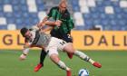 Italian football Serie A match - US Sassuolo vs Venezia FC