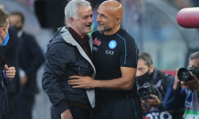 AS Roma v SSC Napoli, Serie A match, Rome, Italy - 24 Oct 2021
