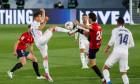 Spanish La Liga, Real Madrid CF v CA Osasuna, Madrid, Spain - 01 May 2021