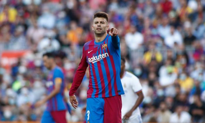 Spanish football La Liga match - FC Barcelona vs Real Madrid, Barcelona, Spain