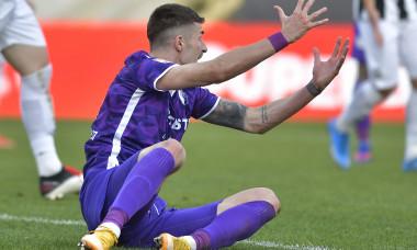 FOTBAL:ASTRA GIURGIU-FC ARGES, PLAY-OUT LIGA 1 CASA PARIURILOR (24.04.2021)