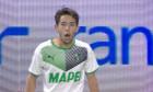 Maxime Lopez, după golul marcat cu Juventus / Foto: Captură Digi Sport