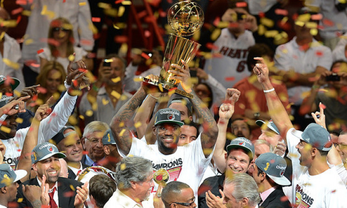 miami heat trofeu