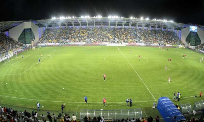 amical petrolul aek stadion