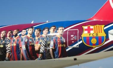 avion barcelona