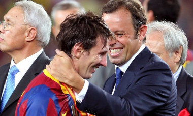 rosell messi
