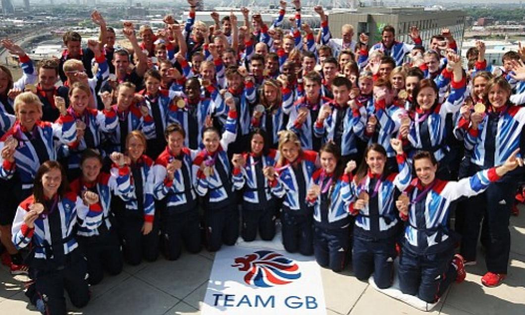 lot olimpic Marea Britanie
