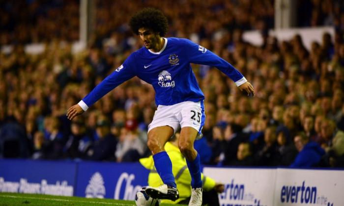 Fellaini.Everton