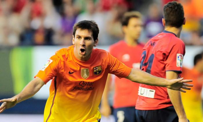 Messi portocaliu