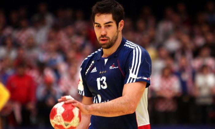 Nikola Karabatic  Montpellier HB - Handball France  1
