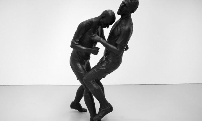 sculptura zidane