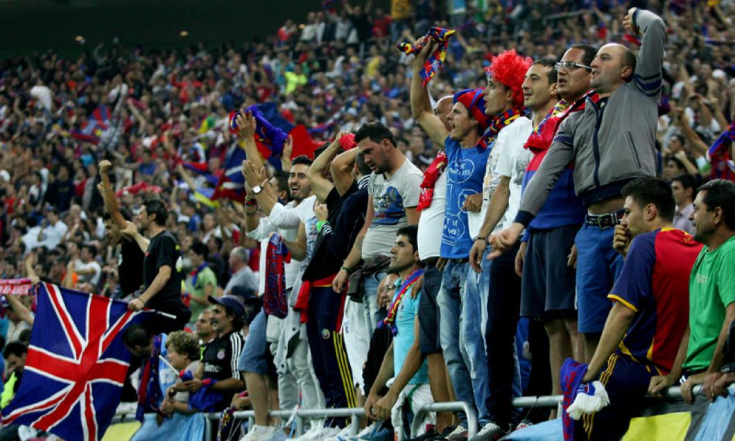 fani steaua arena nationala