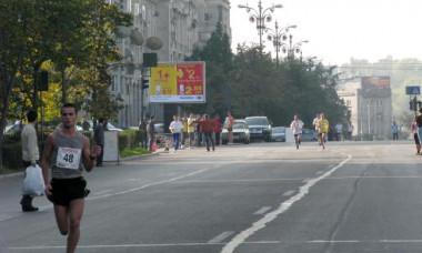 atletism maraton bucuresti