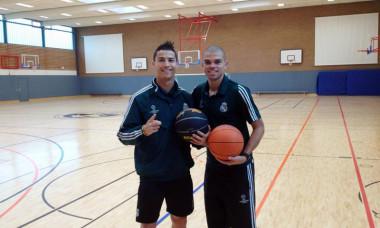 Ronaldo si Pepe