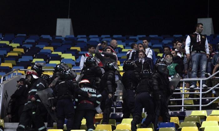 incidente Dinamo Rapid Mediafax