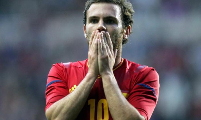Juan Mata Spania -