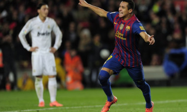 gol alexis barcelona real