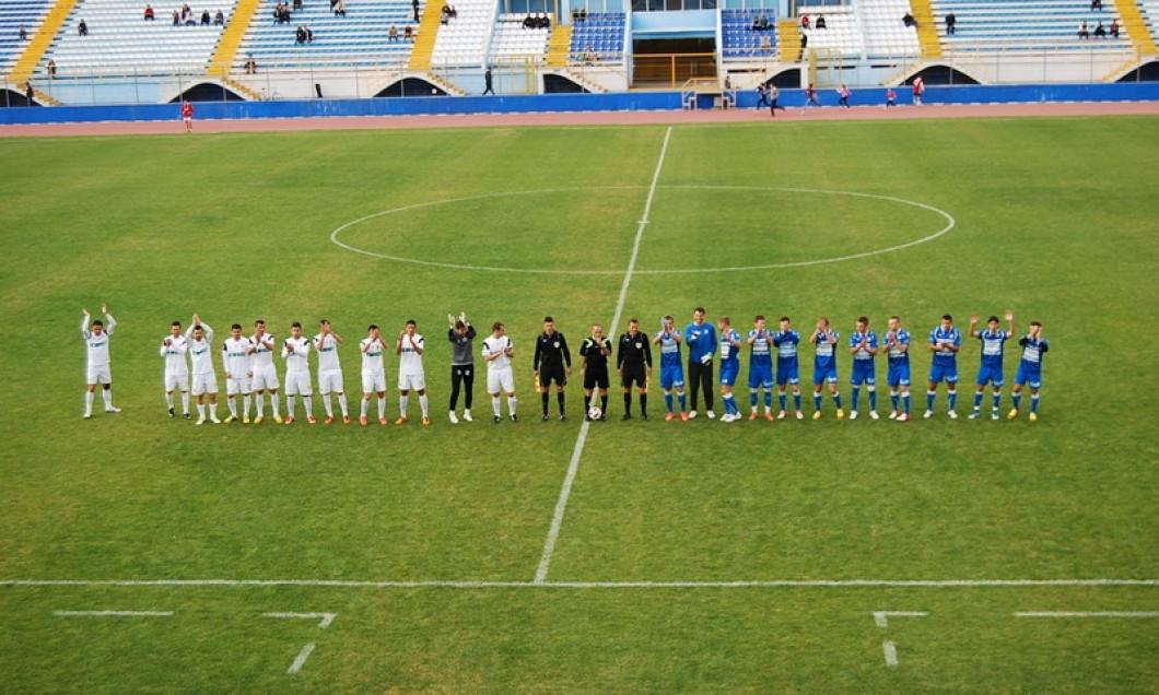 Gloria - U Cluj amical