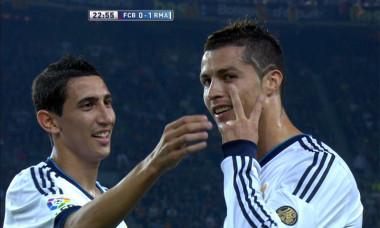 bucurie Ronaldo