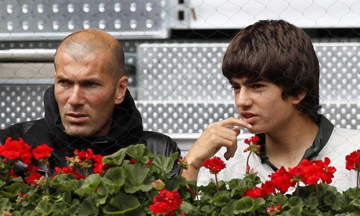 familia zidane01-totalfootballmadness