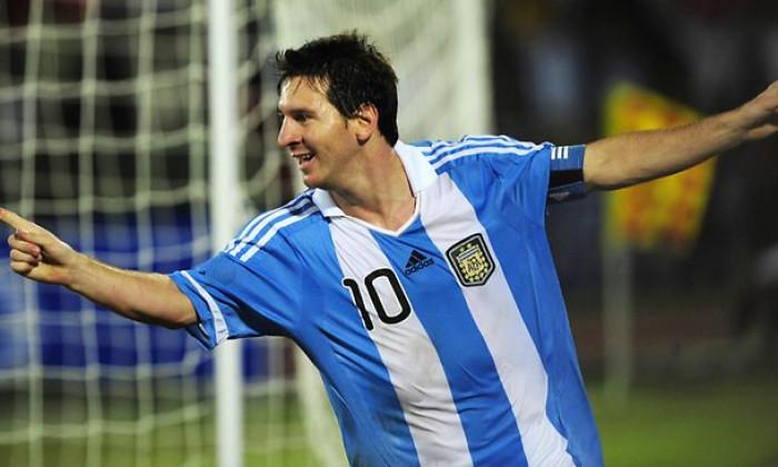 leo messi argentina capitan