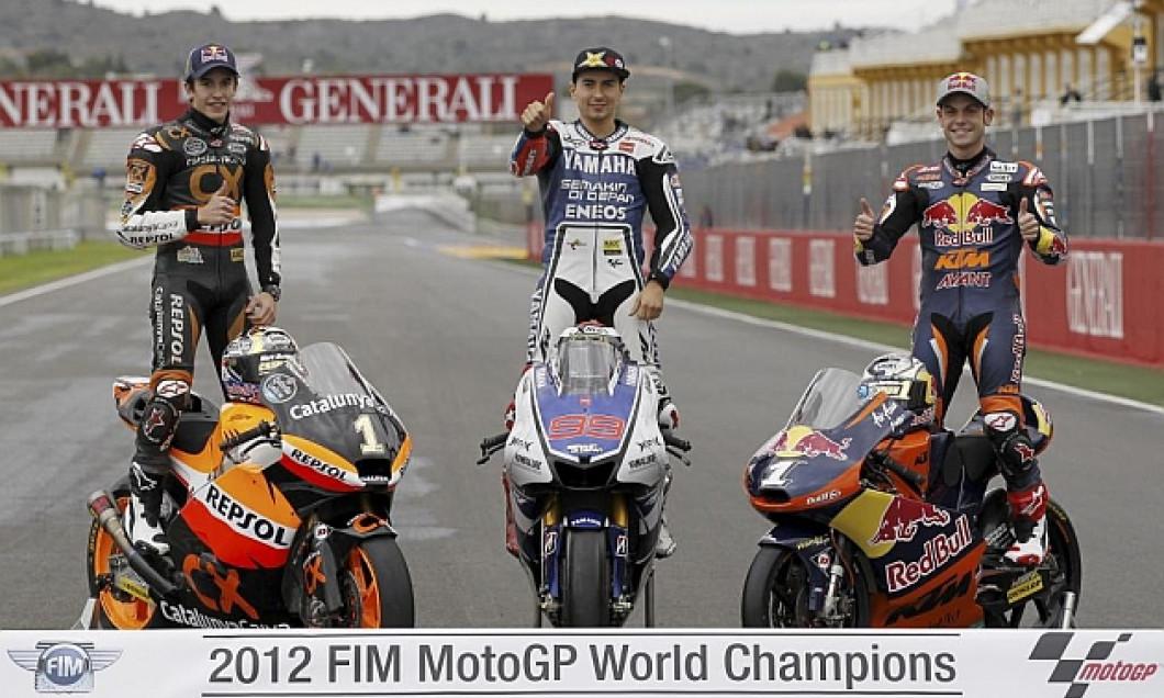 campionii motocicletei
