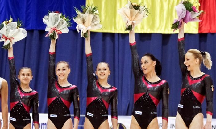 nationala gimnastica