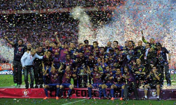 barcelona profit