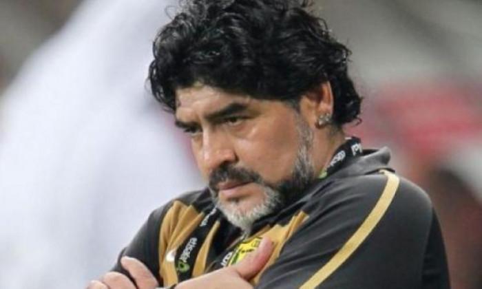 maradona demis al wasl
