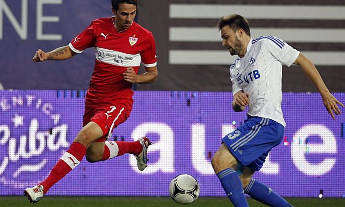 Dinamo Moscova Stuttgart