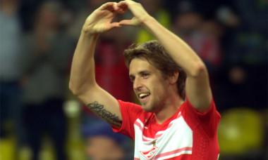 bucurie Spartak Moscova