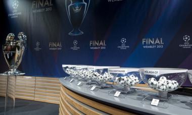 champions league urne