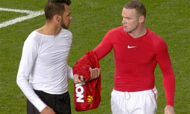 Luis Alberto si Rooney schimb tricouri